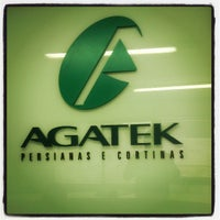 Photo taken at Agatek Fabrica by Sabor Do Brasil A. on 4/1/2013