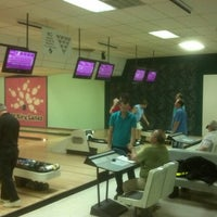 Photo taken at Mt. Airy Duckpin Bowling Lanes by Sean M. on 11/15/2012