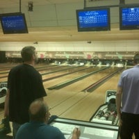 Photo taken at Mt. Airy Duckpin Bowling Lanes by Sean M. on 1/24/2013