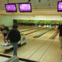 Photo taken at Mt. Airy Duckpin Bowling Lanes by Sean M. on 1/3/2013