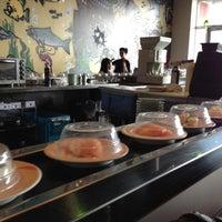 Снимок сделан в Marinepolis Sushi Land пользователем Lisa M. 10/23/2012
