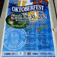 Photo taken at St. Alphonsus Oktoberfest by Joe W. on 9/29/2012
