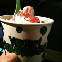 Photo taken at Yogurt Madness by Stacey B. on 3/2/2013