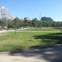 Foto tirada no(a) Parque de las Esculturas por Gonzalo M. em 11/18/2012