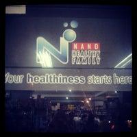 Photo taken at Nano Healthy Family Reflexology by Ricky L. on 3/24/2013