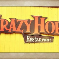 Photo taken at Crazy Horse Saloon & Restaurant by ScubaTanked on 5/1/2014