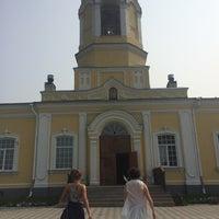 Photo taken at Николо-Павловское by Nina O. on 7/23/2016