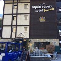 Photo taken at Best Western Alpen Resort Hotel by Franki T. on 10/16/2017