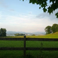 Photo taken at Insel Ufenau by Samuel W. on 7/20/2013