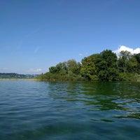 Photo taken at Insel Ufenau by Samuel W. on 9/10/2016