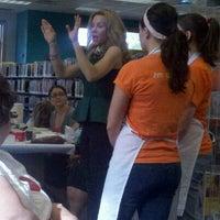 Photo taken at Orange County Library - Alafaya Branch by Sanedoglady on 12/9/2012