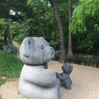 Photo taken at Teddy Bears Sculptures by Keith F. on 4/18/2017