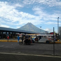 Photo taken at Legazpi City Grand Central Terminal by Nel Jae-min M. on 12/19/2012