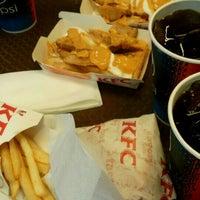 Photo taken at KFC by Ejai on 3/12/2016