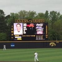 Photo taken at Duane Banks Field by Ron A. on 5/8/2015
