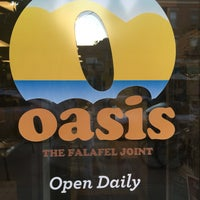 Photo taken at Oasis Falafel by Ron A. on 9/2/2016