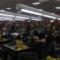 Photo taken at ShopRite by Jason S. on 2/13/2014