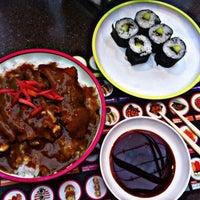 Photo taken at YO! Sushi by Yeliz G. on 12/11/2015