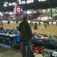 Photo taken at Interscholastic Equestrian Association National Finals by Grayson D. on 4/20/2013