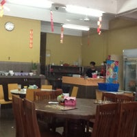 Photo taken at Restoran Super Kitchen Chilli Pan Mee (辣椒板面) by Sze P. on 2/28/2013