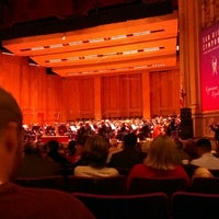 Photo taken at Copley Symphony Hall by Michel C. on 12/8/2013