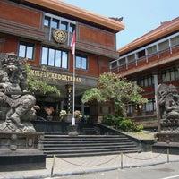 Photo taken at Fakultas Kedokteran by Linda F. on 12/13/2012