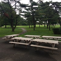 Photo taken at Flushing Meadows Pitch & Putt by Oliver S. on 8/3/2014