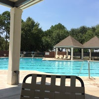 Photo taken at Brookwood Pool by Michele L. on 8/12/2015
