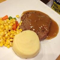 Photo taken at Gowagyu Steak by Boenteet on 10/25/2012