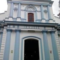 Photo taken at Iglesia San Jose by Carlos N. on 7/7/2013