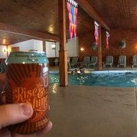 Photo taken at Woodward's Resort by Ryan M. on 12/10/2016