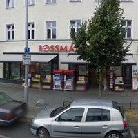 Das Foto wurde bei Rossmann von Nico P. am 9/26/2012 aufgenommen