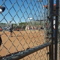 Photo taken at Trussvile Sports Complex by CrAzYsOxS KelleY H. on 3/4/2017