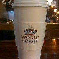Photo taken at World Coffee by Shamim A. on 1/20/2013
