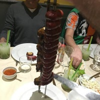 Photo taken at Pampas Churrascaria by Marco P. on 4/3/2016