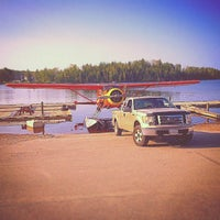 Photo taken at Sioux Lookout, On by Matt C. on 8/1/2014