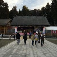 Photo taken at 乃木神社 by taka on 12/31/2016