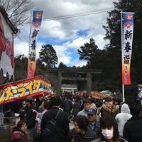 Photo taken at 乃木神社 by taka on 1/1/2017