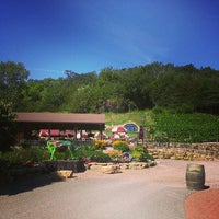 Photo taken at Wollersheim Winery by Paul C. on 7/29/2013