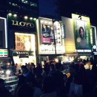 Photo taken at Myeong-dong Stn. by 괴물초장이 H. on 4/5/2013
