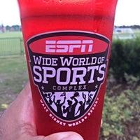 Photo taken at HESS® Sports Fields by Omar C. on 8/2/2014
