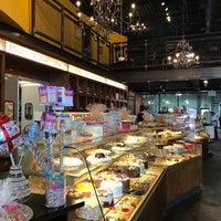 Photo taken at Amphora Bakery by Liz M. on 5/18/2017