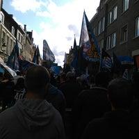 Photo taken at Smedenstraat by Fre V. on 8/15/2014