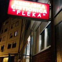 "Photo taken at Kemijska cistionica ""Fleka"" by Ariana B. on 2/25/2015"