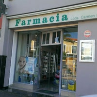 Photo taken at farmacia San José by Alejandra R. on 9/11/2014
