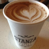 3/7/2013にNinaがStanza Coffee Barで撮った写真