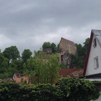 Photo taken at Burg Pottenstein by 👉 Masseker 🗿 on 5/17/2014