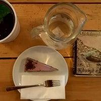 Снимок сделан в Schöndorf Bio Cafe пользователем Grys T. 12/2/2016