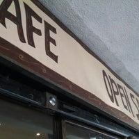 Photo taken at Cafe Open Santiago by Jorge J. on 2/25/2014