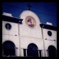 Photo taken at Catedral Ortodoxa San Jorge by Jorge J. on 4/24/2013